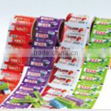 Factory price Lamination Packing paper for Chewing Gum wrapper