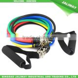 Yoga Latex Resistance Bands Gym Crossfit Exercise Training Equipment Elastic Fitness Tubing Bands                                                                         Quality Choice