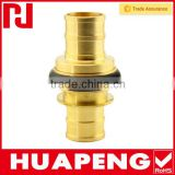 High quality factory price brass quick coupling connector,fire fighting products