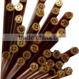1.2mm x 400mm Multi Hole EDM Brss Electrode Tube & EDM Brass Pipe