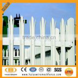 High security second hand palisade fencing for sale