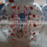 High quality human ball for sale,inflatable zorb ball for sale,bubble ball suits