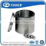 Cemented Carbide grinding jar for PM200
