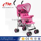 Various kinds of 2-in-1 baby stroller / old style baby stroller bike with big sunshade / baby doll pram stroller for kid