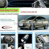 Car Alarms Siren One Way Door Locks Keyless Entry System for Ford Carnival