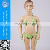Hot sex cute young girl kids swimwear g-string Brazilian children sexy bikini