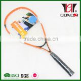 SQ100 good design Aluminum alloy squash racket/squash racquet with squash string