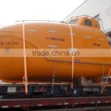 CCS,EC,ABS,BV Cheap Enclosed Free fall Lifeboat manufacturers