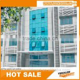 Yekalon curtain wall system 2015 new high quality aluminum composite exterior decorative wall panels