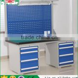 China TJG Mechanical Workshop Tools Worktable Metal Steel Structure Workbench