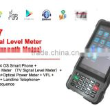 ST327 5~1000MHz CATV Cable TV Handle Digital Signal Level Meter DB Tester/Field strength meter