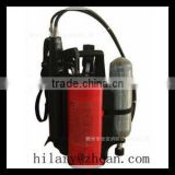 water based fire spraying extinguisher