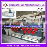 PET high-strength fibers polyester fibers strip production line / pet pp glass fibre strap production line