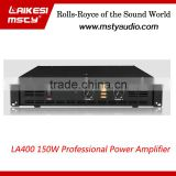 LA400 Professional tube amplifier 150w ahuja amplifier