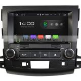 Dvd Car Audio Navigation System Car Audio Systems Android Tv Box Full Hd Media Player 1080p for Mitsubishi