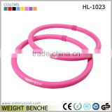 Fitness Flexible Spring Hula Hoop Decorations