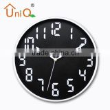 Indoor special hanging wall clock