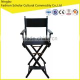Premium director chair black