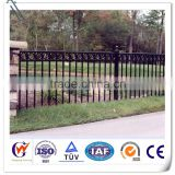 Factory manufacturer galvanized steel fence poles wholesale!