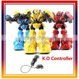 2.4Ghz RC Battle Robots Electric Power Controlled Battery Robot PK Flghting Remote Control Robot