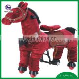 horse scooter Kids Ride On Plush Horse Toy