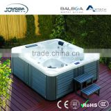 Outdoor Gazebo Spa,Massage Function and Combo Massage (Air & Whirlpool) Massage Type hot tub