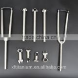 Titanium bicycle Titanium stem and other titanium parts of bicycle