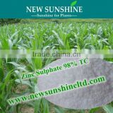 Zinc Sulphate 98% TC powder