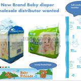 Diaper Manufacturer New brand Baby friends baby diapers Distributor wanted in Nigeria in Africa