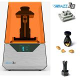 Dazz 3D SLA 3D Printer, Industrial 3D Printer, 3D Printer for Jewelry,Dental