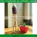 FD-1620 35cm garden lighting natural bamboo torches