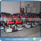 Dynamic 6DOF 6 Seats Electric platform 5D Motion Cinema System