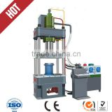 horizontal hydraulic press machine in good quality