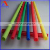 clear ABS plastic tube extrusion