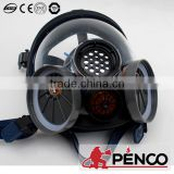 Industrial safety equipment China supplier silicone mining gas mask