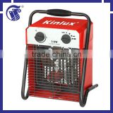 3000w electric industrial fan heater 220-240V