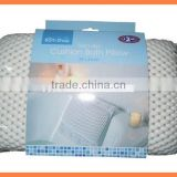 Non Slip Cushion Bath Pillow
