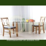 restaurant New Design Solid Wood Furniture Wooden Dining Table And Chairs