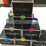 colorful clay hair color wax 7 color