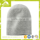 Stylish custom High profile kids organic cotton beanie