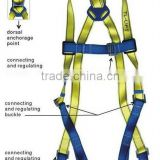 fall protection safety harness color as customered