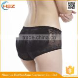 HSZ-8990 High Quality butt panties women mature underwear hot design Push Up padded panties