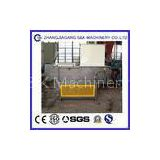 Single Shaft Shredder Waste Crusher Machine for Recycling Big Plastic Lump