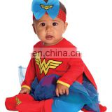 TZ881206 Hot Selling Wonder Woman Baby Costume