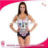 2016 new young girl swimsuit models swimsuit outlet one piece