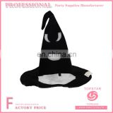 Embroidery emotion pattern mod skyrim witch halloween hat for halloween party