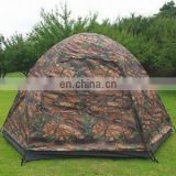 camouflage 3 person tent