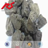 Premelted calcium aluminate without F Synthetic slag
