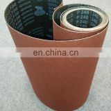 aluminum oxide metal grinting flap disc gxk51.Sell Endless Abrasive Belt GXK51