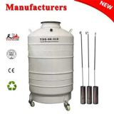 China liquid nitrogen dewar 60L with cover price in ET